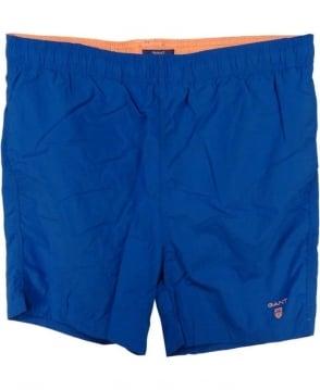 Gant Ocean Blue The Classic Swim Short
