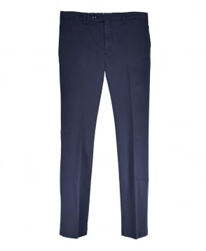 Hackett Ocean Navy Sanderson Tailored HM21137R Chino