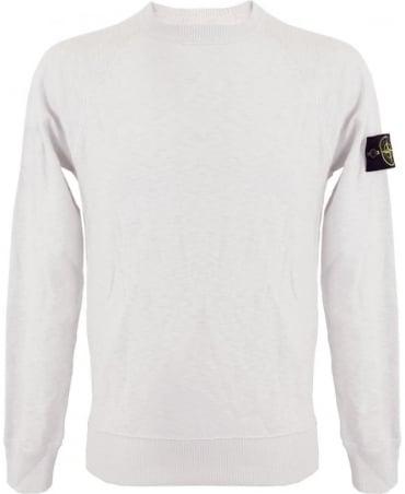 Stone Island Off White Rasto Cotten Sweatshirt