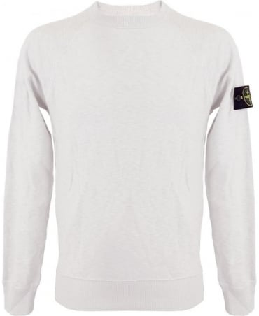 Stone Island Off White Rasto Cotton Sweatshirt