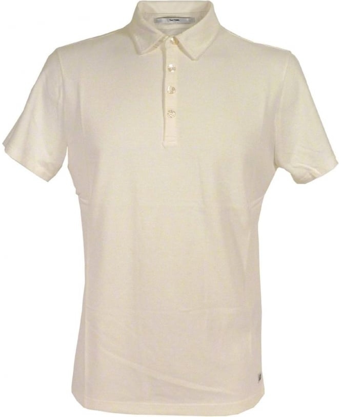 2379df092 C.P. Company Off White T02050 Polo Shirt - Polos from Jonathan ...