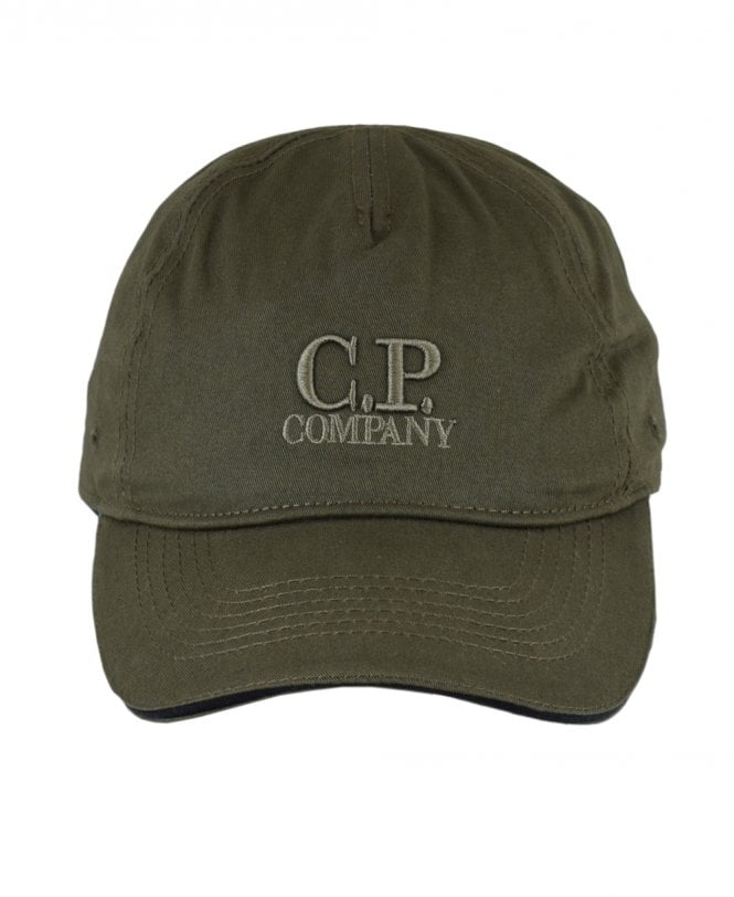 Olive Logo Baseball Cap 745c596314a