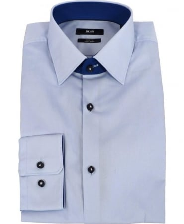 Hugo Boss Open Blue Juri Shirt