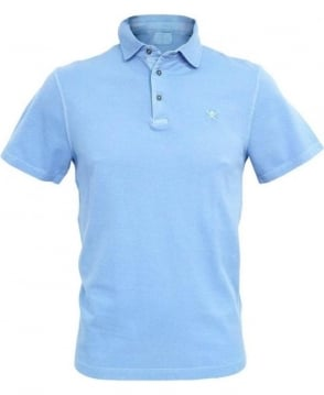 Hackett Oxford Blue 560884 GMT Dye Polo