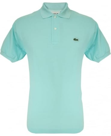 Lacoste Pale Green Regular Fit Polo Shirt