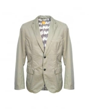 Hugo Boss Pale Grey Benefit2-W 50259897 Jacket