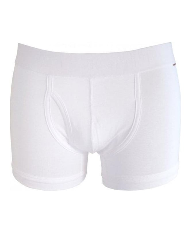 White & PS Logo Trunk Boxer Underwear