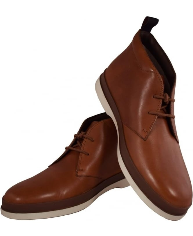 9ee30d99efe Paul Smith - Shoes Tan Leather 'Inkie' Boots