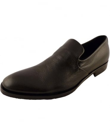 Oliver Sweeney Pavoni Black Slip On Shoes