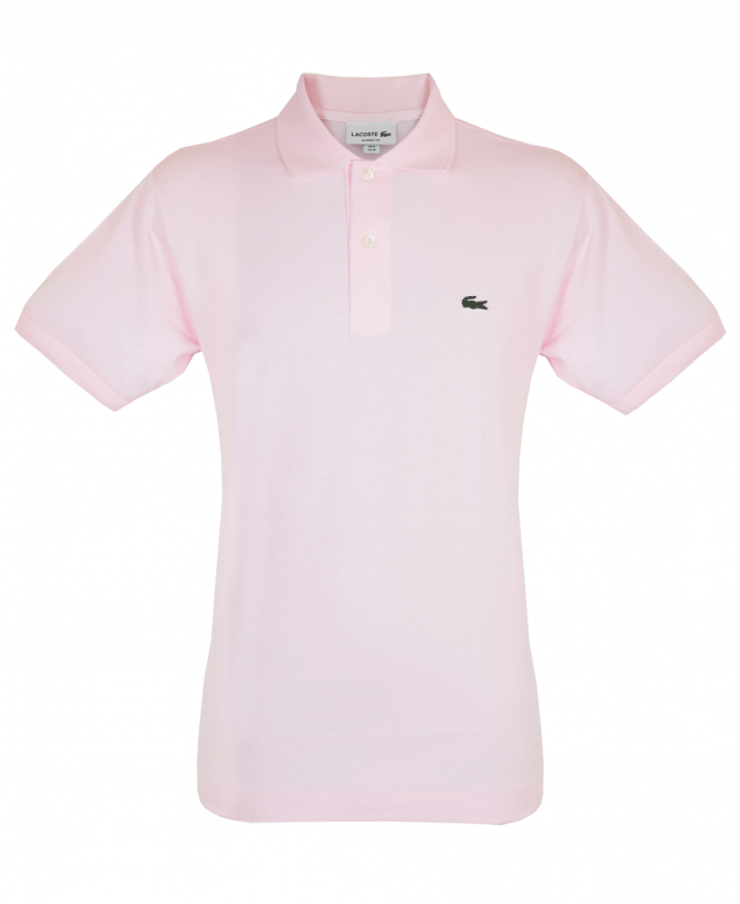 d5524354 Pink Classic Fit L.12.12 Polo Shirt