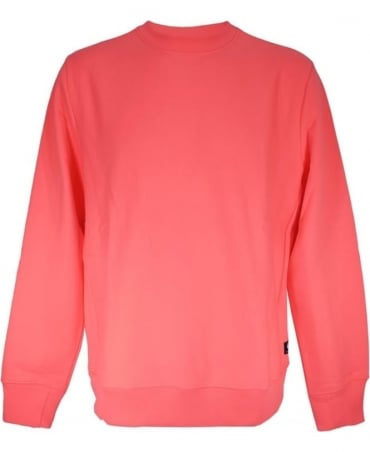 PS By Paul Smith Pink Crew Neck Sweatshirt