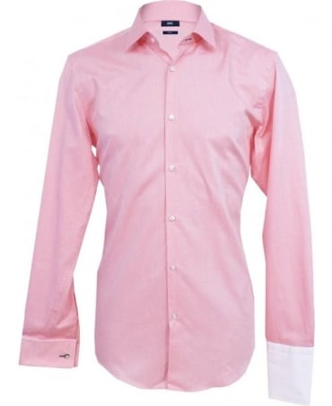 Hugo Boss Pink Jac Slim Fit Shirt 50260148