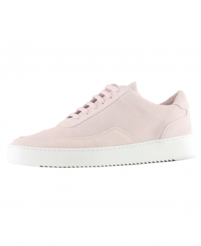 Filling Pieces Pink Low Mondo Ripple Nardo Trainers