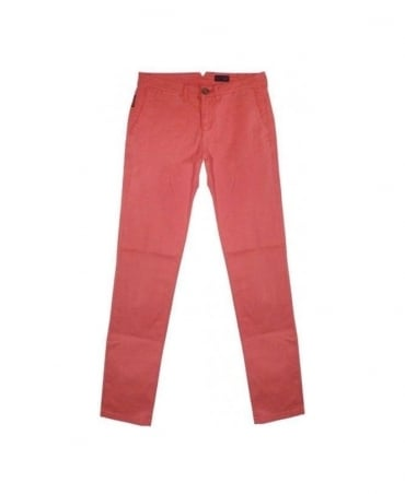Pink P20 Slim Fit Chinos