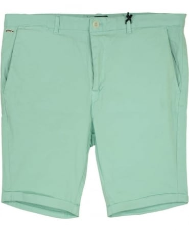 Scotch & Soda Pistachio 13632 Medium Length Chino Shorts
