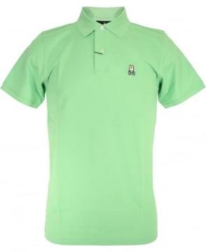Psycho Bunny Pistachio B6K001 Classic Fit Polo Shirt