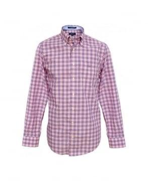 Gant Poppy Red (Pink) New York Poplin Shirt