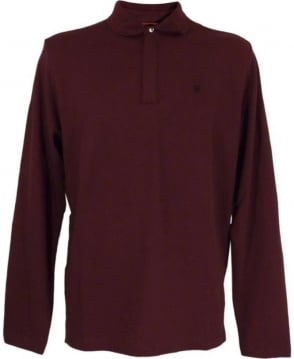 Victorinox Port Movement M00050 Long Sleeve Polo