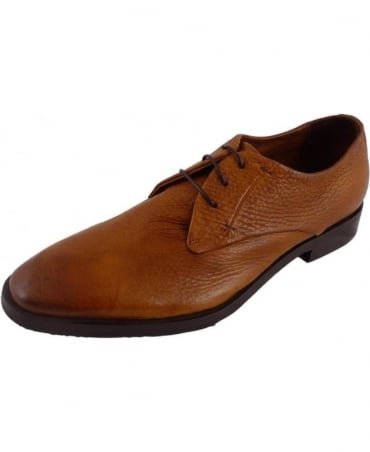 Ravelli Tan Formal Derby Shoe