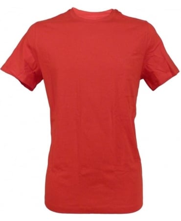 Hugo Boss Red 50271646 SSRN 24 Tone In Tone Logo T-Shirt