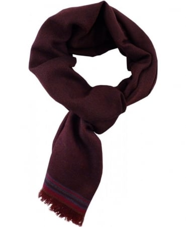 Red ANXA-498C-S160 Plain Wool