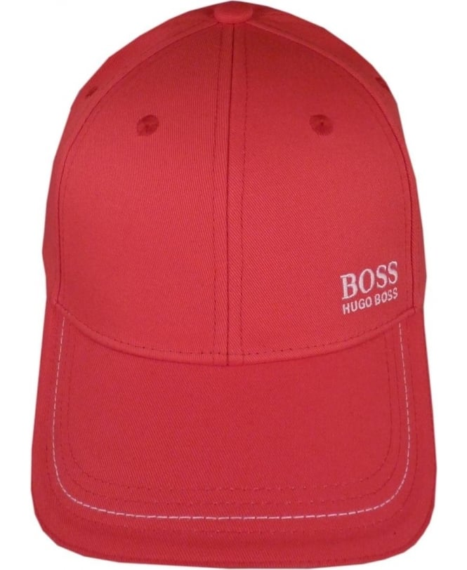 Hugo Boss Red 'Cap 1' 50245070 Cap