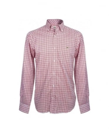 Red Check CH5931 SZT Shirt