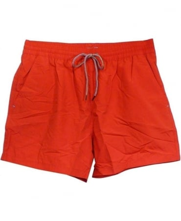 Paul Smith - Accessories Red Classic Swim Shorts AKXA/239B/U269