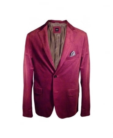 Hugo Boss Red Coatsus Jacket