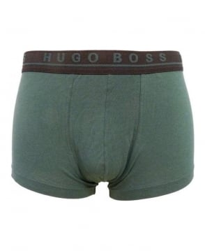 Hugo Boss Red/Green/Grey 3 Pack Boxer Shorts 50238499