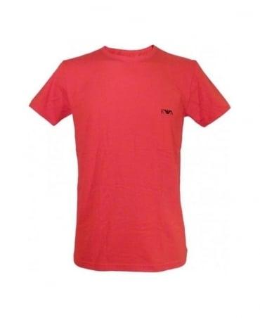 Emporio Armani  Red Underwear T-Shirt