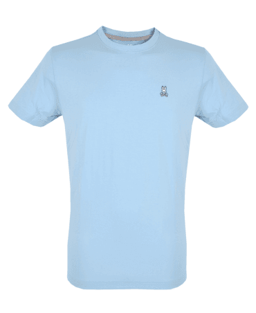 Reef Blue Classic Crew Neck T-Shirt
