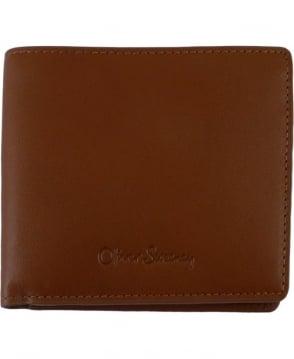 Oliver Sweeney 'Rochet' leather Wallet In Tan
