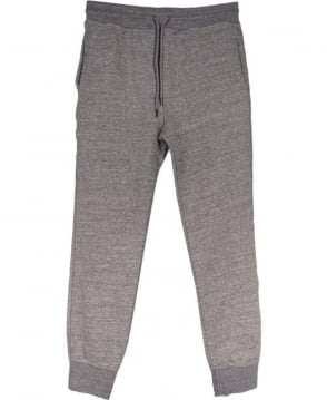 Hugo Boss 'Safeway' Tracksuit Bottoms In Light Grey
