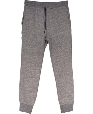 'Safeway' Tracksuit Bottoms In Light Grey
