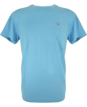 Gant Sage Blue Regular Fit 234100 T-Shirt