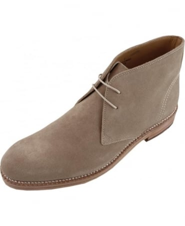 Oliver Sweeney Salcombe Sand Suede Chukka Boot