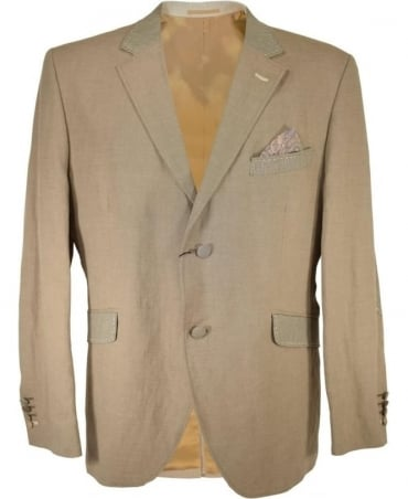 Holland Esq Sand S82 Panel Jacket