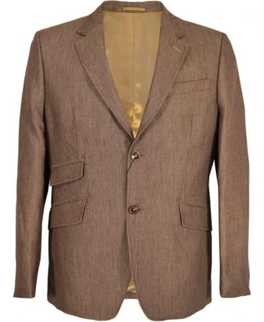 Holland Esquire Sand Twill Reginald Jacket