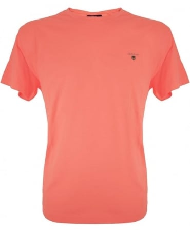 Gant Shell Pink Regular Fit 234100 T-Shirt