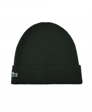 Lacoste Sherwood Ribbed RB3502 Beanie