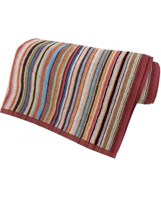Paul Smith - Accessories Signature Stripe ANXA-682B-V148 Small Towel