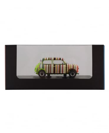 Signature Stripe Mini Model Car