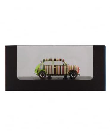 Paul Smith  Signature Stripe Mini Model Car