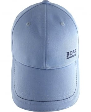 Hugo Boss Sky Blue 50245070 Navy Logo Cap