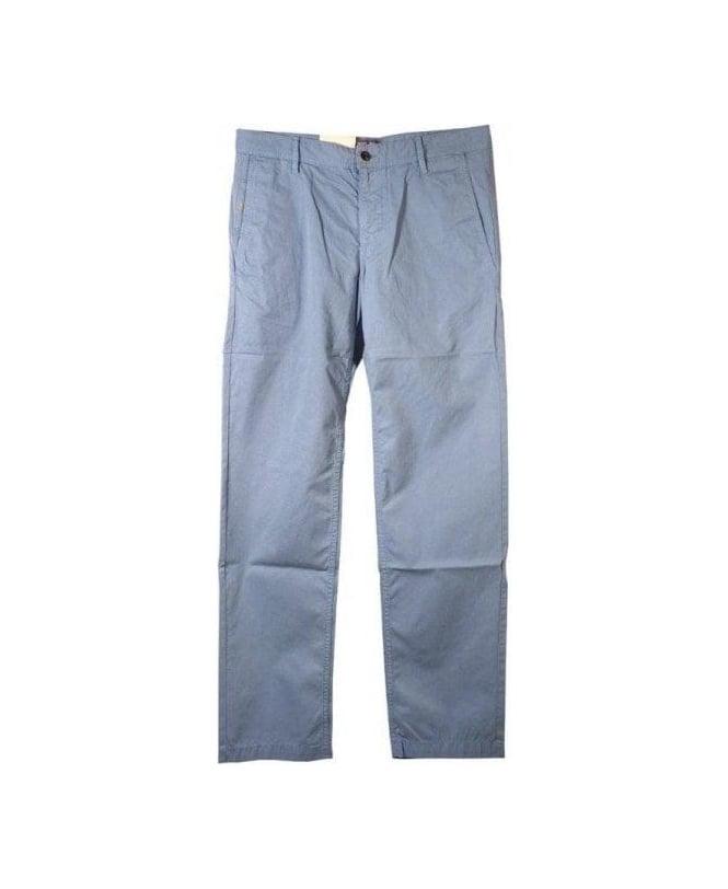 Hugo Boss Sky Blue Schino Trousers