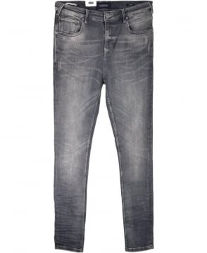 Scotch & Soda Smoker Super Skinny Fit Dart Jeans