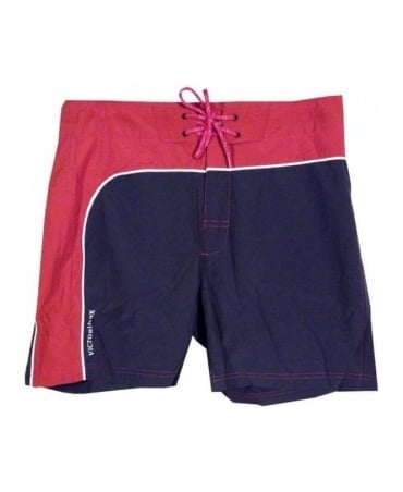 Victorinox Ibach Red Starboard Boardshorts