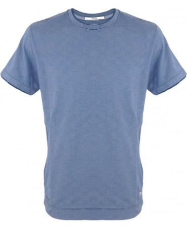 Tacting T-shirt In Blue