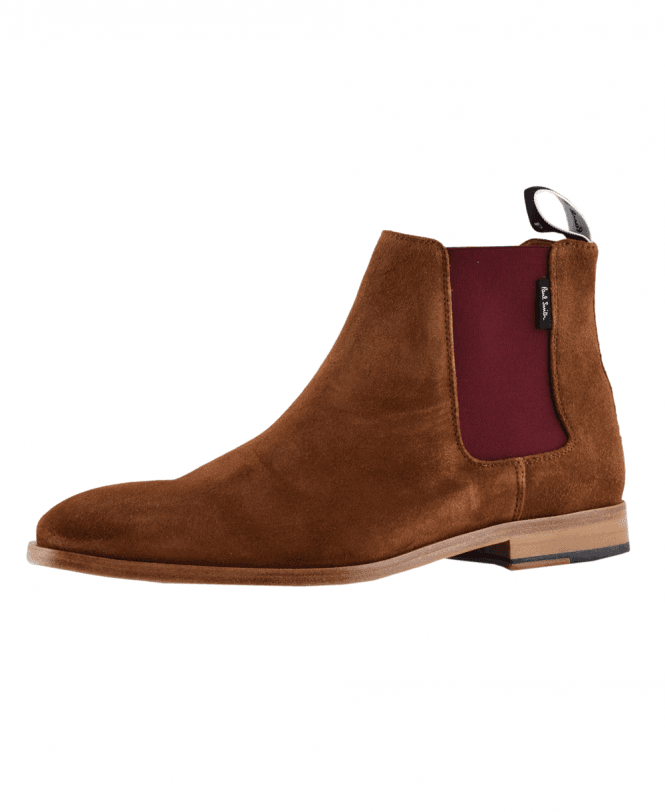 popular brand dependable performance new high quality Tan Gerald Suede Chelsea Boots